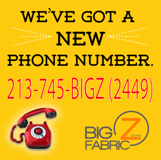 New Big Z Phone Number