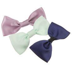 Charmeuse Silk Hair Bows