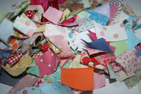 Creative Ideas For Your Fabric Scraps Fabric Craft Ideas Novelties