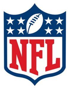 NFL Football Fabric