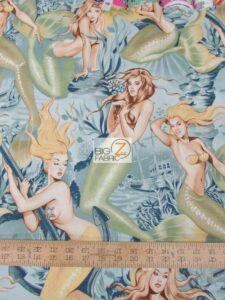 Sea Sirens Mermaids By Alexander Henry