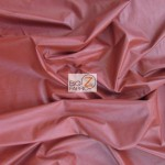 Solid Soft Fashion Vinyl Fabric Burgundy