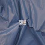 Solid Soft Fashion Vinyl Fabric Navy Blue