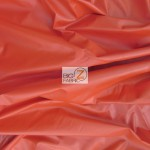 Solid Soft Fashion Vinyl Fabric Red