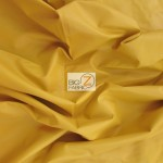 Solid Soft Fashion Vinyl Fabric Yellow