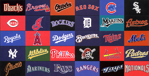 Licensed MLB Fabric