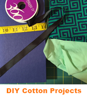 Big Z Fabric DIY Cotton Projects