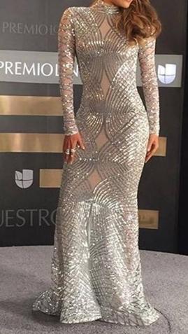Unique Diamond Lace Sequin Dress Fabric