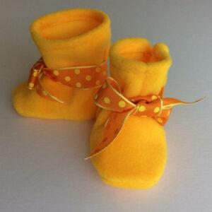 Fleece Baby Boots