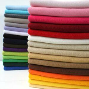 Wide Variety of Fleece Fabric