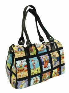 Cartas Marcadas Doctor Handbag