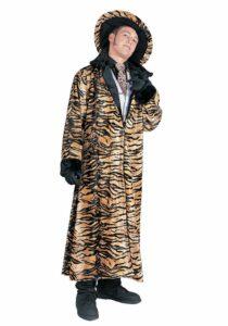 Velboa Pimp Coat