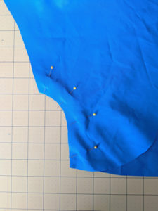 Easy Sewing Project Simple Satin Bolero Jacket5