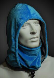 Warm Minky Fabric Winter Balaclava