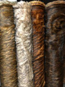 fur rolls