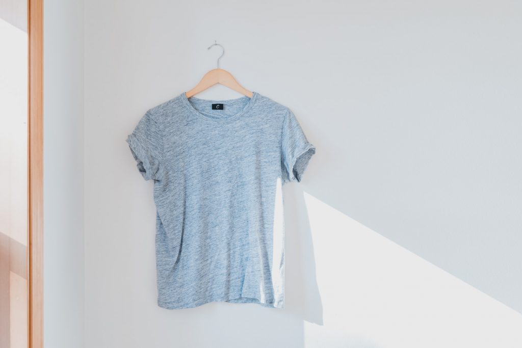 poly cotton shirt